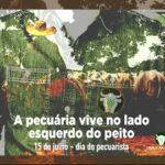 Inscrições Rebanho Araguaia – Fase 2